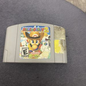 Mario Party 2 Nintendo 64 N64 for Sale in The Bronx, NY