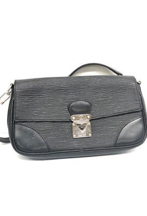 Louis Vuitton black epi segur pm for Sale in Dallas, TX