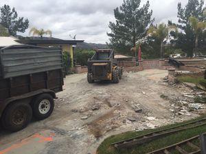 Backyard Bobcat work for Sale in Riverside, CA