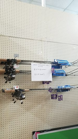 Micro Shakespeare 4ft fishing rods for Sale in Phoenix, AZ
