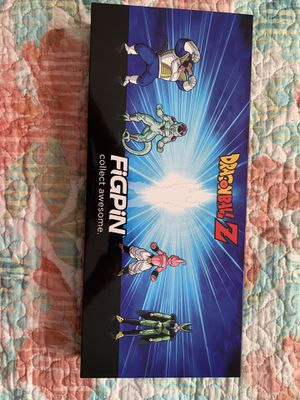 DragonBall Z Figpin Set with Glitter Goku for Sale in Fountain Valley, CA
