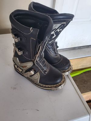 Dirt bike boots for Sale in Galena, OH