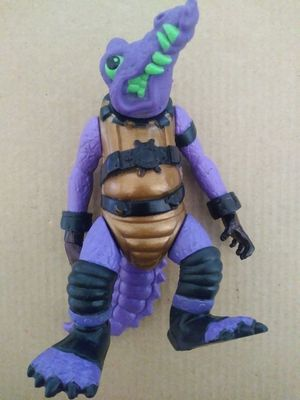 VINTAGE COLLECTIBLE 1990'S BUCKY O HARE AL NEGATOR ACTION FIGURE. for Sale in El Mirage, AZ