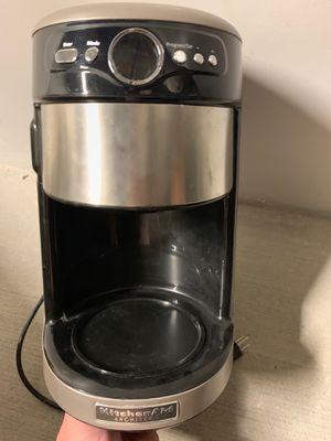Kitchenaid architect coffee maker for Sale in San Diego, CA