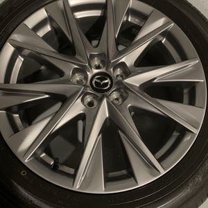 NEW OEM 19inch RIMS And TIRE Set 2020 Mazda CX-5 for Sale in Winter Garden, FL