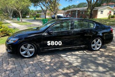 Gorgeous!🍂Beautiful Sunroof 2O10 Lexus GS Selling-$800 for Sale in Washington,  DC