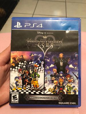 Kingdom Hearts I.5 + II.5 Remix for Sale in Miami, FL