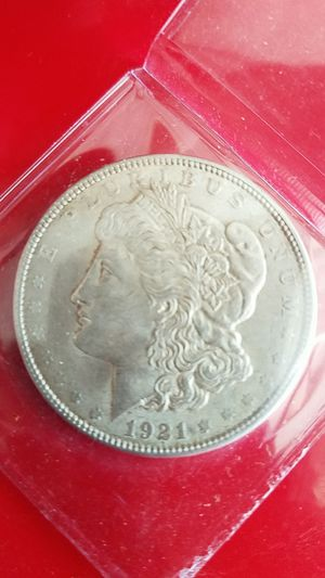 Morgan silver dollar for Sale in San Bernardino, CA