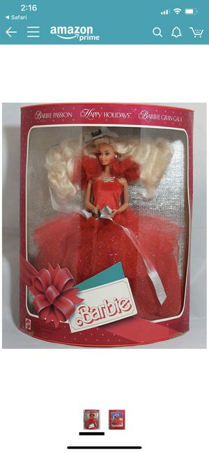 188 Barbie Dolls still in case. for Sale in Grove City, OH