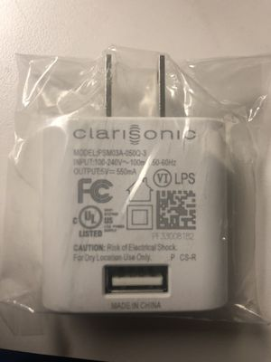 Clarisonic plug for Sale in Apex, NC