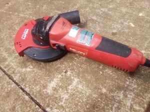 "Hilti DCG 500-S Angle Grinder W/ Dg-ex 125/5"" Head for Sale in Columbus, OH"