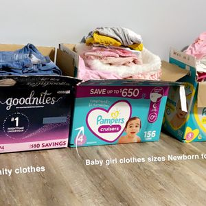 Baby Girl Clothes for Sale in Indianapolis, IN