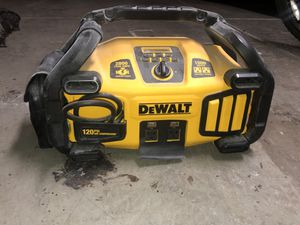 DeWalt jump starter for Sale in Avondale, AZ