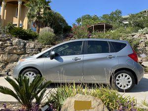 2014 Nissan Versa Note SV Hatchback for Sale in San Antonio, TX
