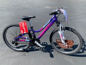 "Schwinn Girls' Ranger 24"" Mountain Bike - Purple/Pink for Sale in Garden Grove, CA"