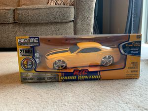 Radio Control Chevy Camaro for Sale in San Antonio, TX