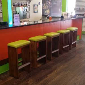 Custom wood stools, tables and benches! for Sale in Portsmouth, VA