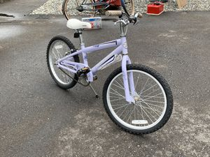 "20"" girls bike for Sale in Kent, WA"