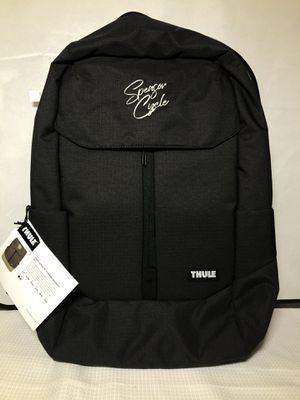 Thule Lithos Backpack 20L New with tags Black Macbook/PC/Tablet 3203747 TLBP116 for Sale in Schaumburg, IL