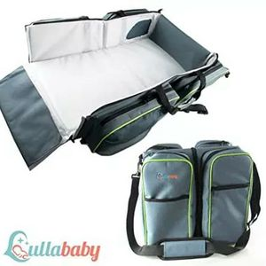 Travel Portable Bassinet Diaper Bag - 3 in 1 Portable Changing Station, Travel Crib, Diaper Bag | Bonus Stroller Attachment | Perfect Travel Bassinets for Sale in Mesa, AZ