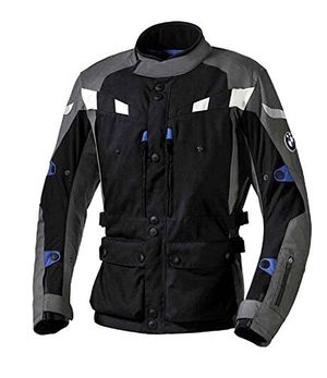 BMW Genuine Motorcycle Men / Women GS Dry Riding Jacket Black / Anthracite Size Eu 36 US Small for Sale in Irvine, CA