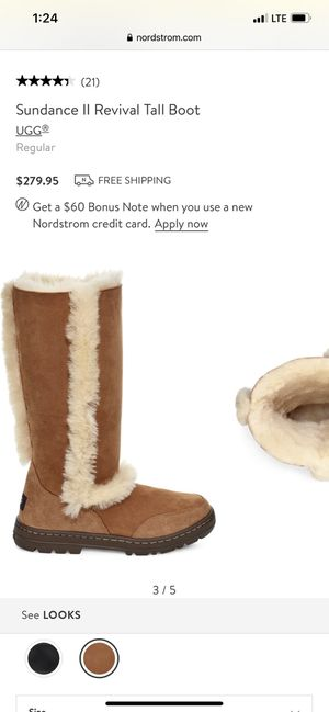 UGG Sundance II tall boots for Sale in Browns Mills, NJ