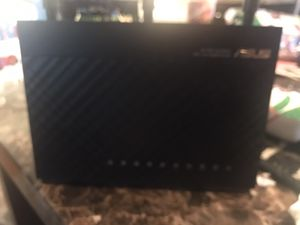 Asus RT-AC68U fast router for Sale in Tinley Park, IL