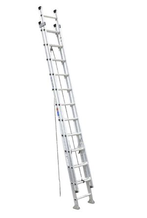 Werner 24, extension ladder for Sale in South Brunswick Township, NJ