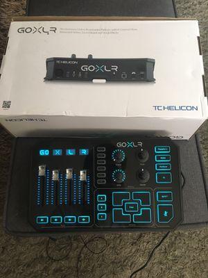 Tchelicon 'GoXLR' online broadcaster/mixer for Sale in Smithfield, RI