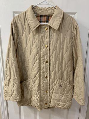 Burberry's women jacket for Sale in Santa Fe Springs, CA