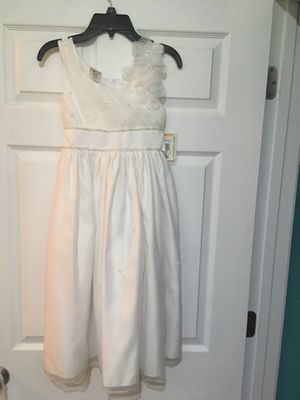 White communion or flower girl dress for Sale in Chicago, IL