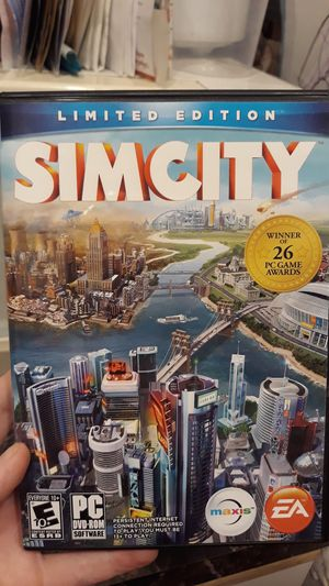 Sim City - Limited Edition for Sale in Everett, WA