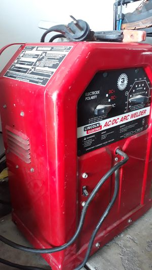 Lincoln Electric AC/DC ARC Welder for Sale in San Jose, CA