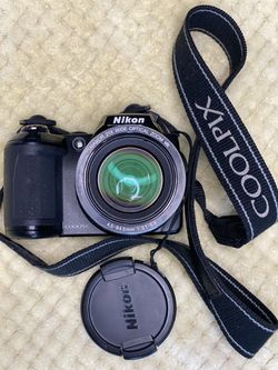 Nikon Coolpix Camera for Sale in Port St. Lucie,  FL