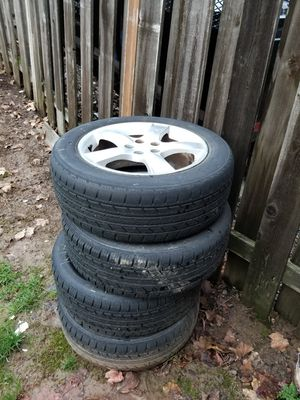 Subaru rims and tires for Sale in Beaverton, OR