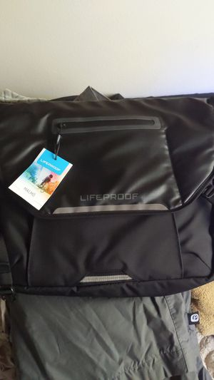 LifeProof Bag/ side bag: Great for Laptops + professional for Sale in San Diego, CA