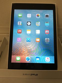 Apple iPad mini and USB Lightning Charger for Sale in Spring Valley,  CA