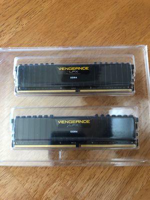 Vengeance 16 gb Ram for Sale in Auburn, WA