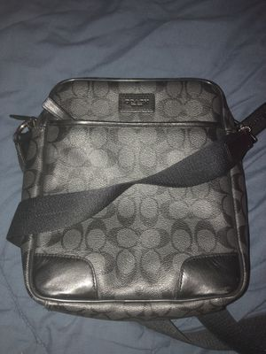 Coach messenger bag for Sale in Waterford, CT