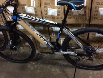 """Mountain Bike 29"""" With Dual Disc Brakes And 21 Speed. Frame Size Large for Sale in Los Angeles,  CA"""