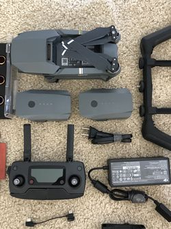 DJI Drone Magic Pro with Accessories ND filters, Handheld Cage + for Sale in Dana Point,  CA