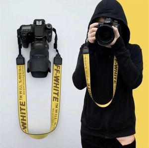 Off White Camera Strap (Yellow) for Sale in San Diego, CA