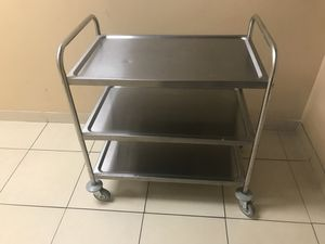 Service cart for Sale in Tampa, FL
