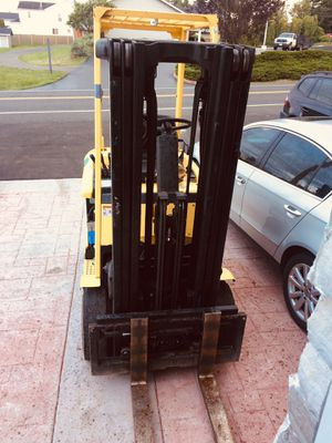 Hyster 5000 lb lift electric forklift for Sale in Kent, WA