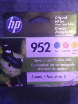HP 952 3-pack Color Ink Cartridges for Sale in Kennewick,  WA