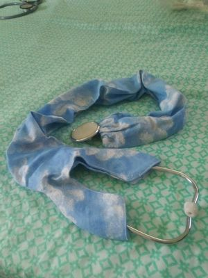 Cloth Stethoscope Cover for Sale in Montgomery, AL