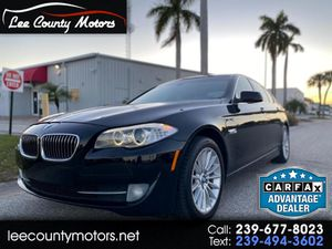 2012 BMW 5-Series for Sale in Cape Coral, FL