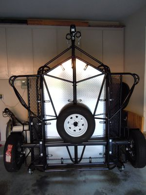 Kenton Motorcycle Trailer for Sale in Fort Worth, TX