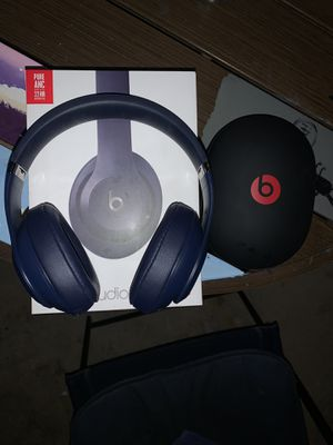 Beats studio 3 wireless headphones for Sale in Hutto, TX