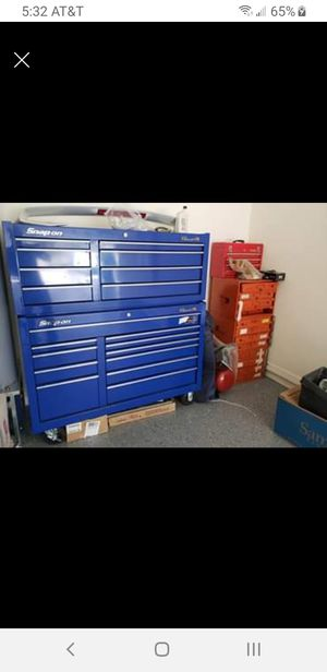 Snap-On Tool box and tools for Sale in Oviedo, FL